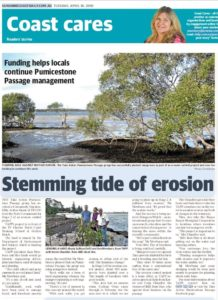 Read more about the article Stemming Tide of Erosion